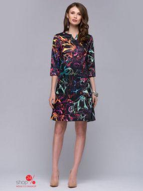 Платье 1001 DRESS, цвет черный