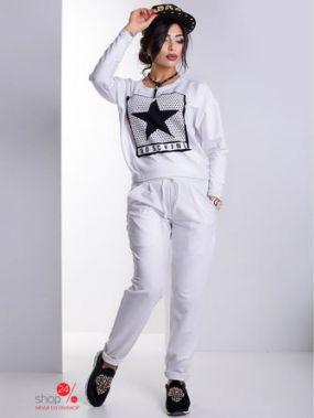 Спортивный костюм LUZANA, цвет белый