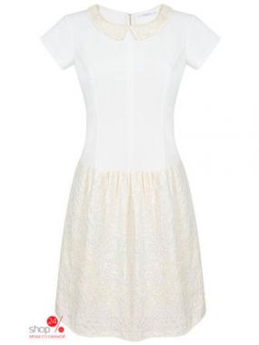 Платье Taranko, цвет белый