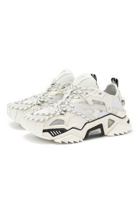 Комбинированные кроссовки CALVIN KLEIN 205W39NYC