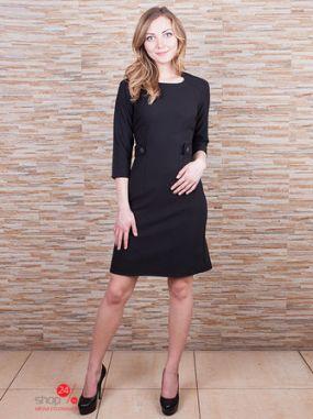 Платье DAMERRINO, цвет черный