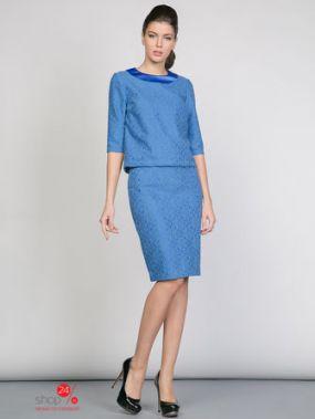 Джемпер La Via Estelar, цвет голубой