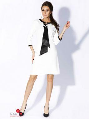 Платье Ryłko by Agnes & Paul, цвет белый, черный