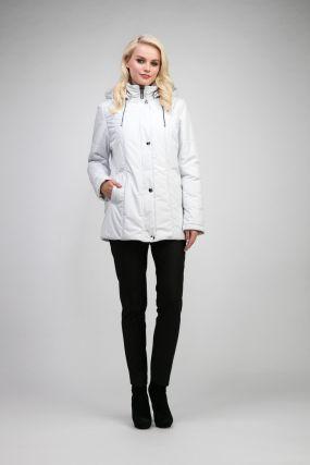 Демисезонная утепленная молодежная куртка с капюшоном