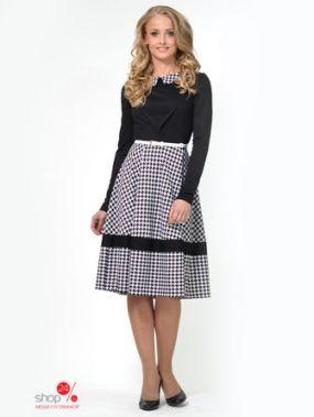Платье Lemon, цвет черный