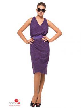 Платье Lora Grig, цвет сиреневый