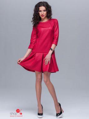 Платье Jet, цвет красный