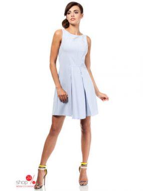 Платье MOE, цвет голубой