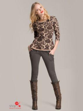 Джемпер Charmante-style, цвет коричневый