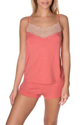 Шорты пижамные Rose&Petal Homewear