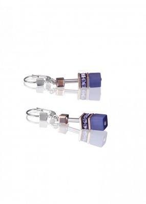 Серьги Purple 4016/20-0800