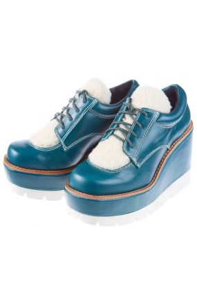 Ботинки на платформе JEFFREY CAMPBELL