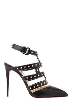Кожаные туфли Tchicaboum 100