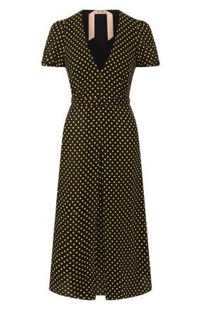 Платье из вискозы No. 21