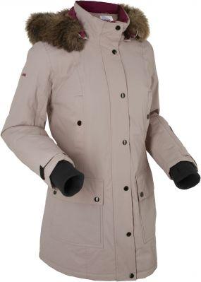Удлиненная функциональная куртка с капюшоном