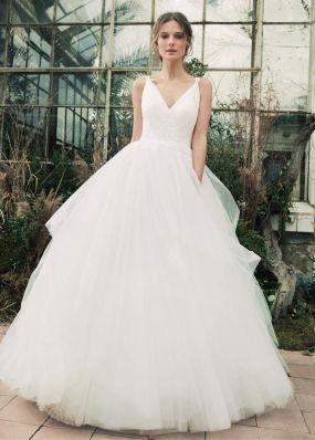 PNBS016 Свадебное платье