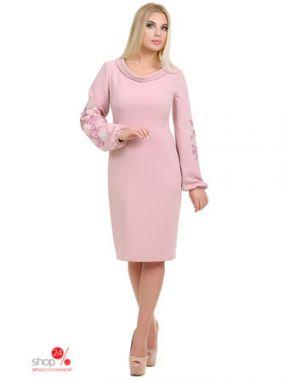 Платье Lesya, цвет розовый