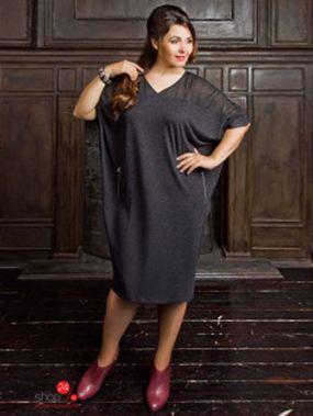 Платье Зар-А-стиль, цвет черный