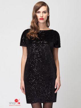 Платье Vilatte, цвет черный