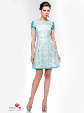 Платье Devore, цвет мятный