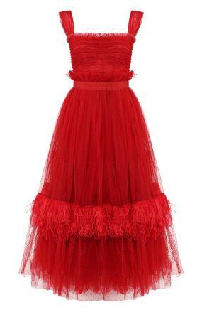 Платье-миди Dolce & Gabbana