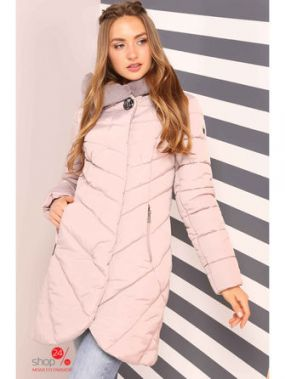 Куртка NUI VERY, цвет бледно-розовый