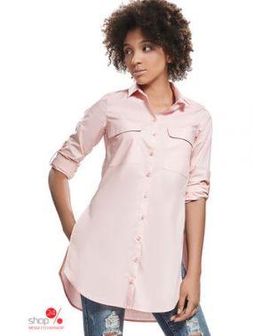 Туника Nothing but love, цвет светло-розовый
