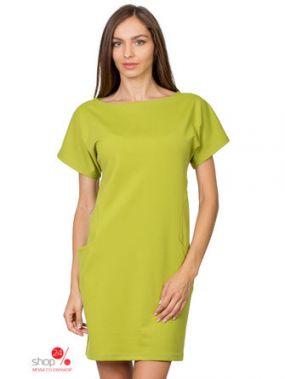 Платье La Via Estelar, цвет салатовый