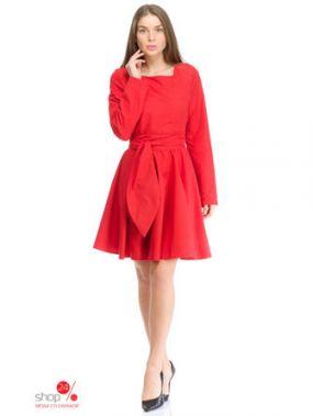 Платье Laccom, цвет красный