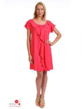 Платье Soft & Secret, цвет коралловый