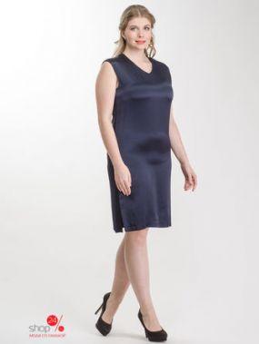 Платье United Colors Of Benetton, цвет темно-синий