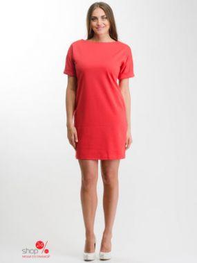 Платье Milana Style, цвет коралловый