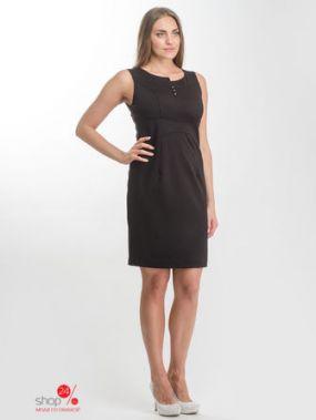Платье Nila, цвет чёрный