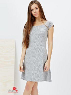 Платье Moodo, цвет серый