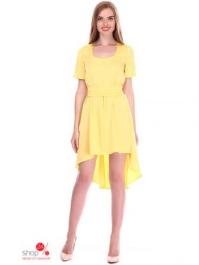 Платье VSdress, цвет желтый