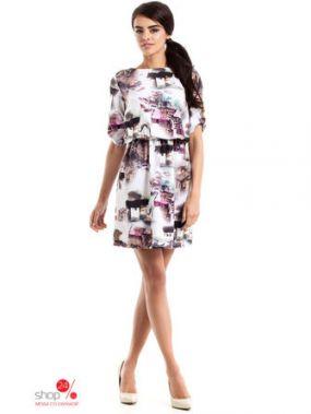 Платье MOE, цвет мультиколор