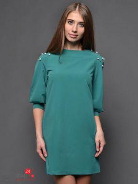 Платье TessDress, цвет изумрудный