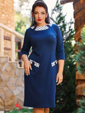 Платье Marakesh, цвет темно-синий