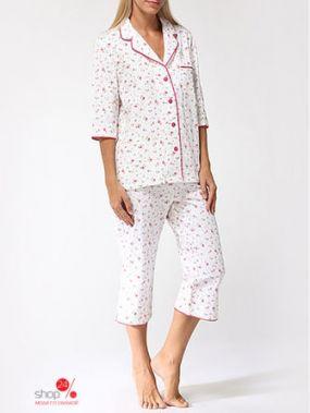 Пижама Evateks, цвет белый