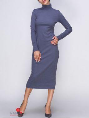 Платье MarieM, цвет серый