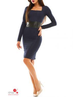 Платье MODNA YA, цвет темно-синий