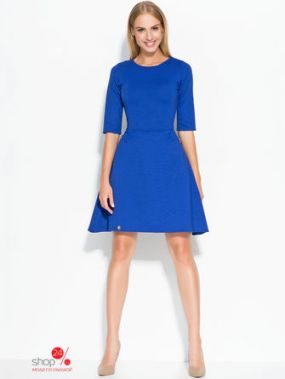 Платье MAKADAMIA, цвет ярко-синий