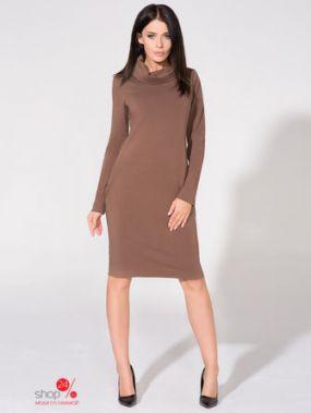 Платье Tessita, цвет коричневый