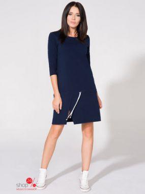 Платье Tessita, цвет темно-синий