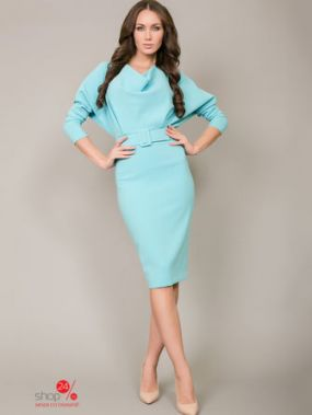 Платье VITTORIA VICCI, цвет голубой