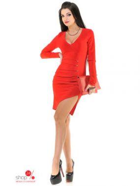 Платье Azuri, цвет красный