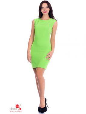 Платье TALES, цвет салатовый