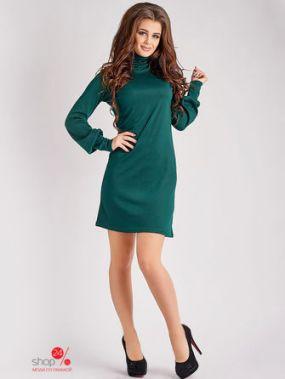 Платье CALIFORNIA, цвет зеленый