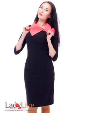 Платье LadyLike, цвет черный