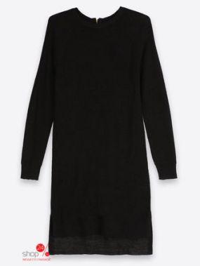 Платье Troll, цвет черный